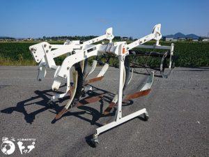 PY165RS スガノ プラデラ パイプローラータイプ 3本爪 竜馬3世 プラソイラー